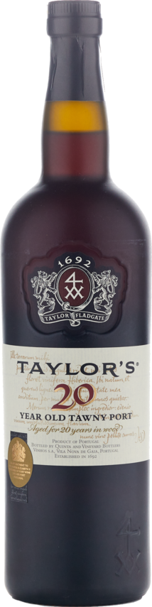 Taylor\'s 20 years old Tawny